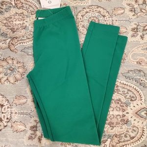 NWT Hanna Andersson leggings